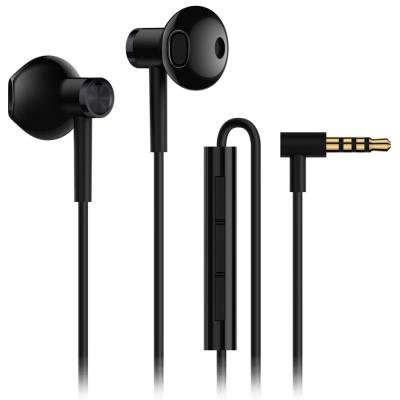 Headset Xiaomi Mi Dual Driver Earphones černý