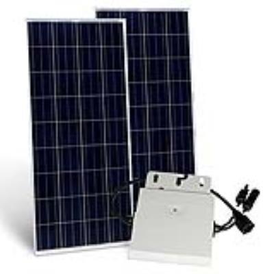 Solarní elektrárna GWL/POWER GridFree S250