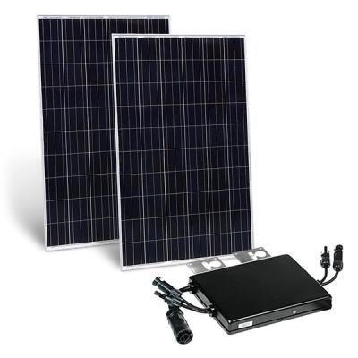 Solarní elektrárna GWL/POWER GridFree 500