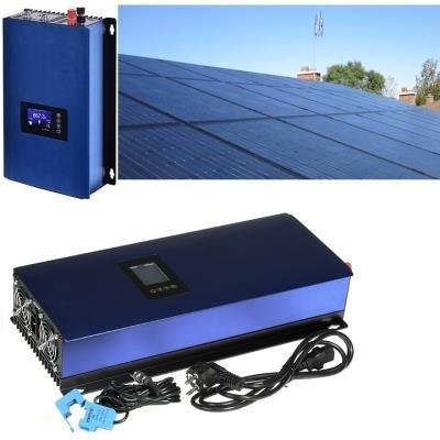 Solarní elektrárna GWL/POWER GridFree 2000M