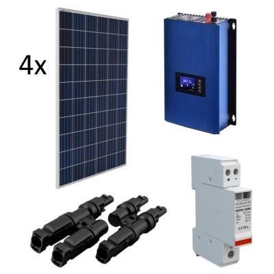 Solarní elektrárna GWL/POWER GridFree 1000
