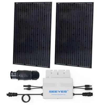 Solarní elektrárna GWL/POWER GridFree 500M
