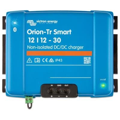 Victron Orion-Tr Smart 12/12-30A neizolovaná