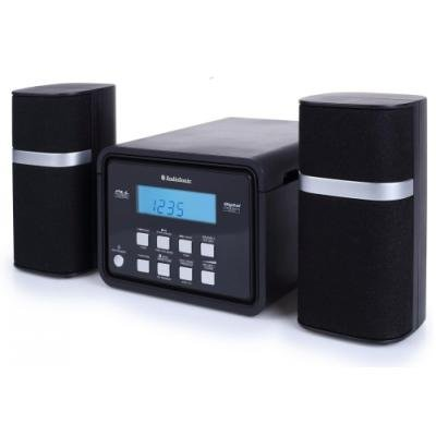 TOPCOM AudioSonic HF-1251 CD mikrosystém