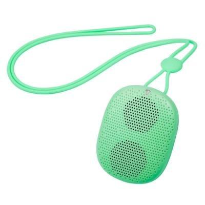 TOPCOM AudioSonic SK-1512 Bluetooth reproduktor na krk - zelený