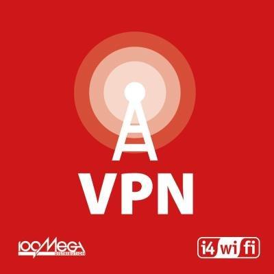 i4wifi VPN tunel 20 uživatelů