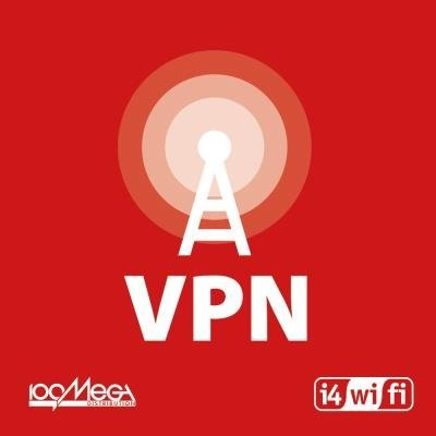 i4wifi VPN tunel 15 uživatelů + hardware
