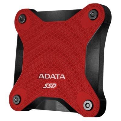 SSD disk ADATA SD600 256GB červený