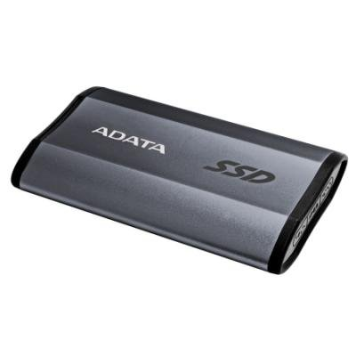 SSD disk ADATA SE730H 1TB šedý
