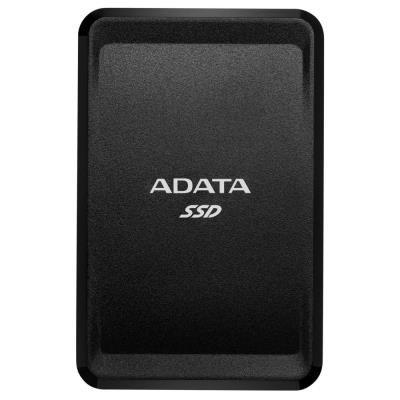 ADATA SC685 500GB SSD / Externí / USB 3.2 Type-C / černý
