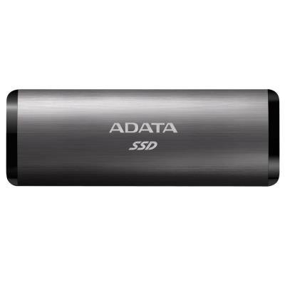 ADATA SE760 1TB SSD / Externí / USB 3.2 Type-C / titanový