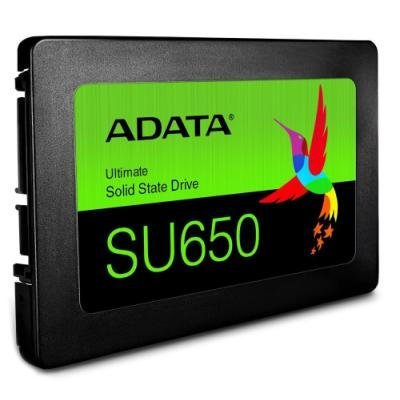 ADATA SU650 240GB SSD / Interní / 2,5
