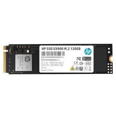 SSD disk HP EX900 120GB