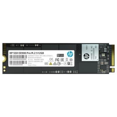 HP EX900 Pro 512GB