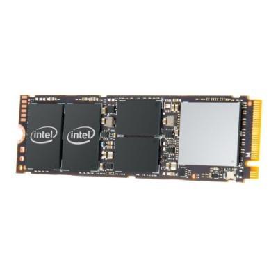 INTEL 760p 512GB SSD / Interní / M.2 / PCIe 3.0 3D2 TLC / 80mm
