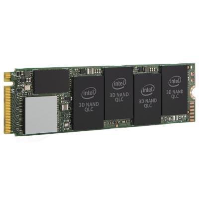 INTEL 660p series 1TB SSD/ Interní / M.2 / PCIe NVMe 3.0 / 2280 / 3D2 QLC