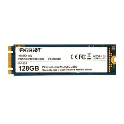 SSD disk Patriot SCORCH 128GB