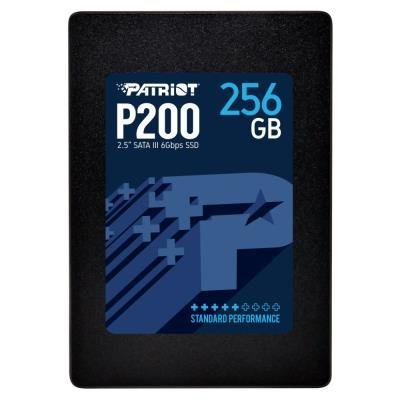 SSD disk Patriot P200 256GB