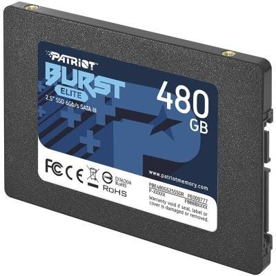 Patriot Burst Elite 480GB