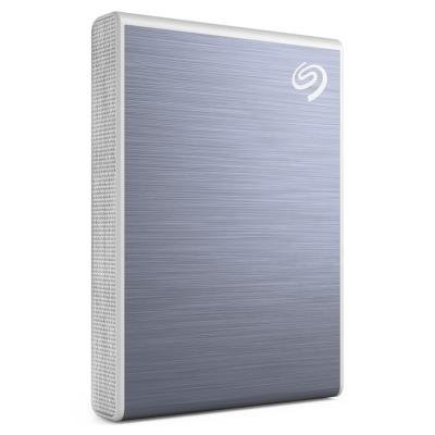 Seagate One Touch 500GB modrý