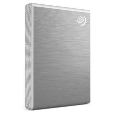 Seagate One Touch 1TB stříbrný
