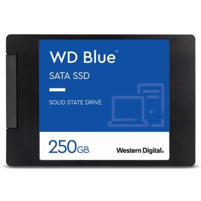 SSD disk WD Blue 3D NAND 250GB