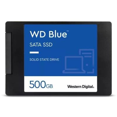 SSD disk WD Blue 3D NAND 500GB