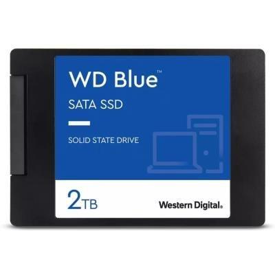 SSD disk WD Blue 3D NAND 2TB