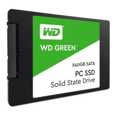 SSD disk WD Green 240GB