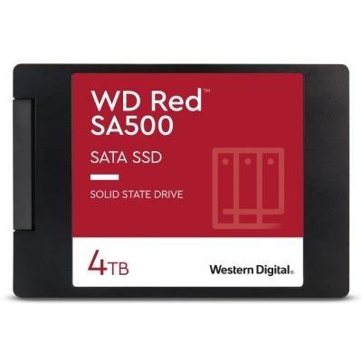 SSD disk WD Red SA500 4TB