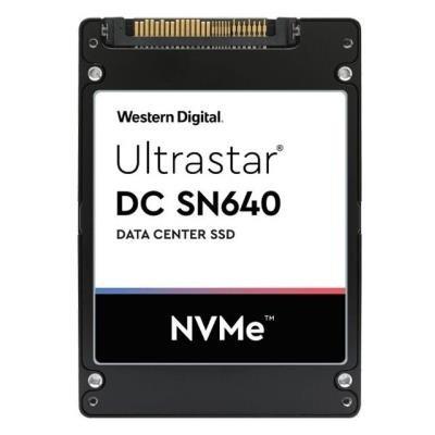 WD Ultrastar DC SN640 7,68TB