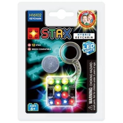 Stavebnice Light STAX Hybrid Keychain