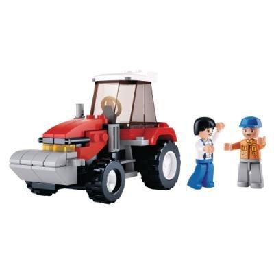 Stavebnice Sluban Traktor