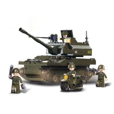 Stavebnice Sluban Tank