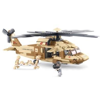 Stavebnice Sluban Podpůrná helikoptéra