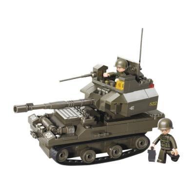 Stavebnice Sluban Tank T-90