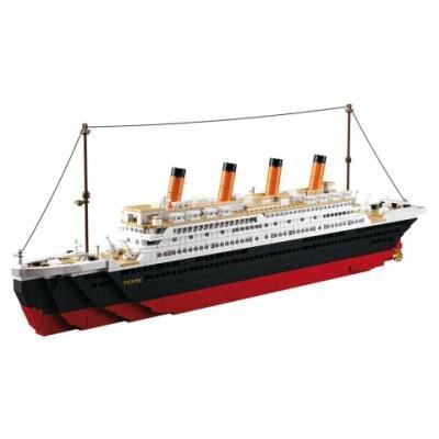 Stavebnice Sluban Titanic Big
