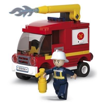 Stavebnice Sluban Malá hasičská cisterna