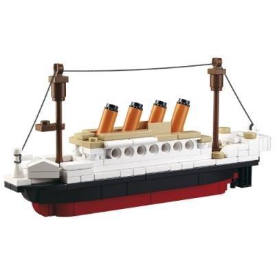 Stavebnice Sluban Malý Titanic