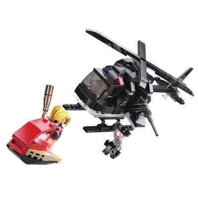 Stavebnice Sluban SWAT vrtulník