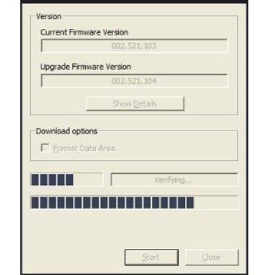 Nahrání softwaru nebo konfigurace RouterOS