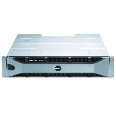 Síťové úložiště DAS Dell PowerVault MD1220
