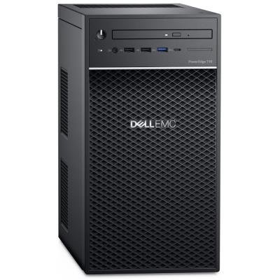 DELL PowerEdge T40/ Xeon E-2224G/ 8GB/ 2x 2TB (7200) RAID 1/ DVDRW/ 3Y PS NBD on-site