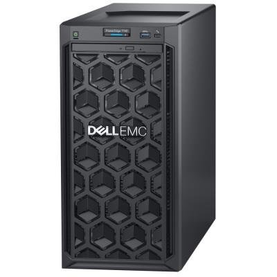 DELL PowerEdge T140/ Xeon E-2124/ 16GB/ 2x 4TB 7.2k NLSAS/ H330+/ DVDRW/ 2x GLAN/ iDRAC 9 Basic/ 3Y Basic on-site