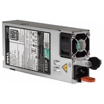 DELL napájecí zdroj/ Hot-plug/ 495W/ pro PowerEdge T330, T340, T430, T440, R530, R540, R630, R640, R730(XD), R740(XD)