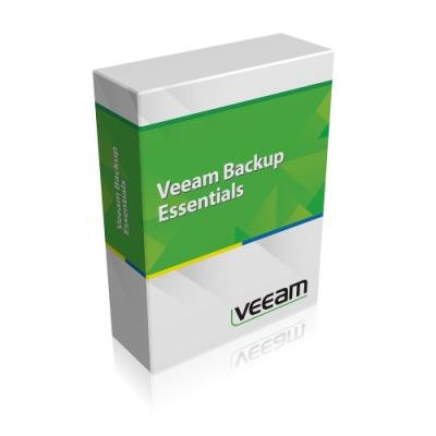 Software Dell Veeam Backup Essentials Standard 2