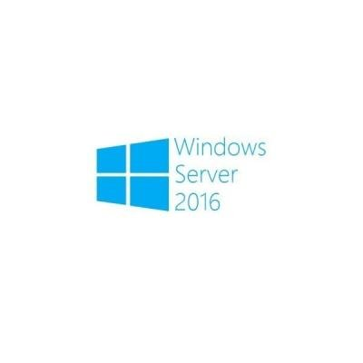 DELL MS Windows Server 2016 Standard/ ROK (Reseller Option Kit)/ OEM/ pro max. 16 CPU jader/ max. 2 virtuální servery