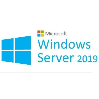 DELL MS Windows Server 2019 Standard/ ROK (Reseller Option Kit)/ OEM/ pro max. 16 CPU jader/ max. 2 virtuální servery