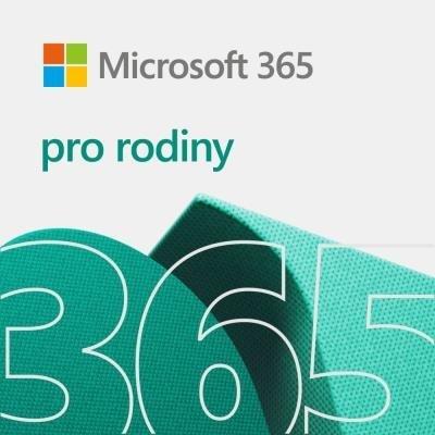 Microsoft 365 pro rodiny