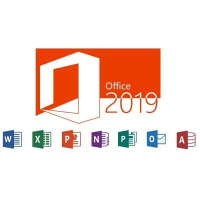 Software MS Office Professional 2019
